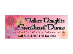 Father Daughter Banner